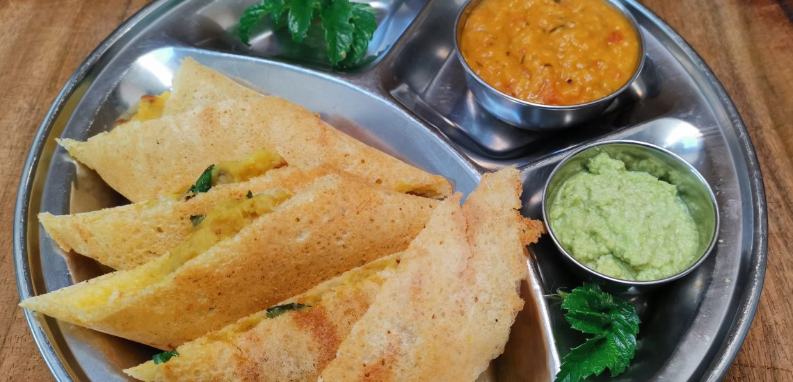 Pondicherry Dosa